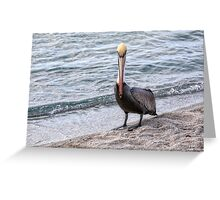 Who You Callin' A Beach Bum????? Greeting Card
