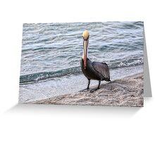 Who You Callin' A Beach Bum????? Greeting Card
