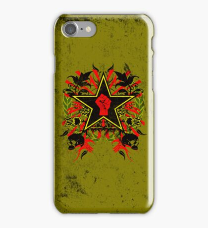 Revolution style 3 iPhone Case/Skin
