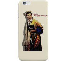 Kramer Pimp'n iPhone Case/Skin