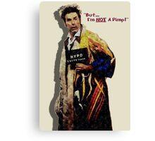 Kramer Pimp'n Canvas Print