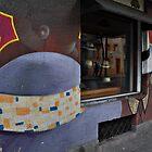 Sombrero Shop, Santiago by Peter Hammer