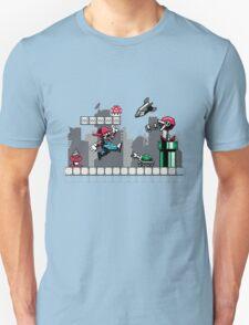 Mecha mario Unisex T-Shirt