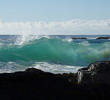 The Wave, Narooma, New South Wales, Australia by wearehouse