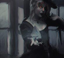 Vještica... by DarkIndigo