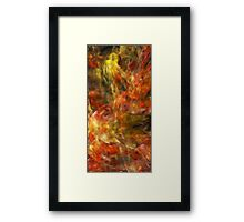 Autumnal Mood Framed Print