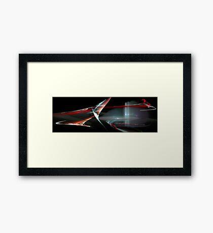 Libera me #2 Framed Print