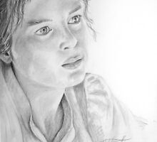 Renée Zellweger as Miss Potter by Felicity Deverell