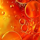 Planetary Orange by Mattie Bryant