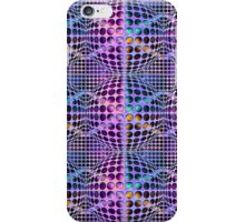 Purple bubbles iPhone case iPhone Case/Skin