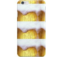 Beer patterned iPhone case iPhone Case/Skin