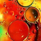 Planetary Orange and Yellow by Mattie Bryant