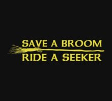 Save a Broom by Doombuggyman