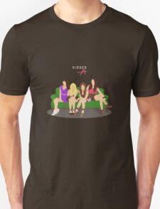 Kisses - Pretty Little Liars Unisex T-Shirt
