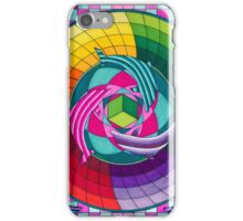 Sirius dolpin color scheme 1 iPhone Case/Skin