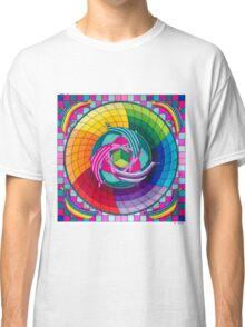 Sirius dolpin color scheme 1 Classic T-Shirt