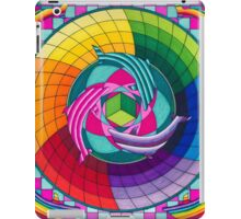 Sirius dolpin color scheme 1 iPad Case/Skin