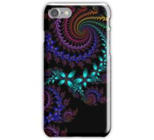 Flowers and Swirls.. Fractal Iphone Cover  iPhone Case/Skin