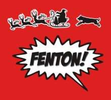 Fenton the dog by cococoder