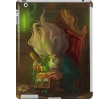 Time Machine Zilean - League of Legends iPad Case/Skin