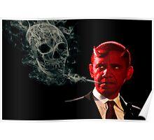 Unholy Smoke Poster