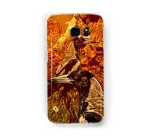 Magpies Samsung Galaxy Case/Skin