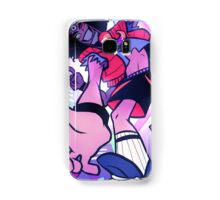 Ultimate 80s Time Traveling Teen Samsung Galaxy Case/Skin