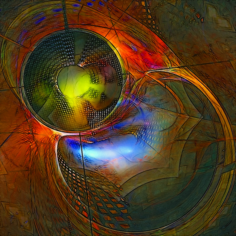 Morphing by Benedikt Amrhein