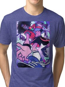 Ultimate 80s Time Traveling Teen Tri-blend T-Shirt