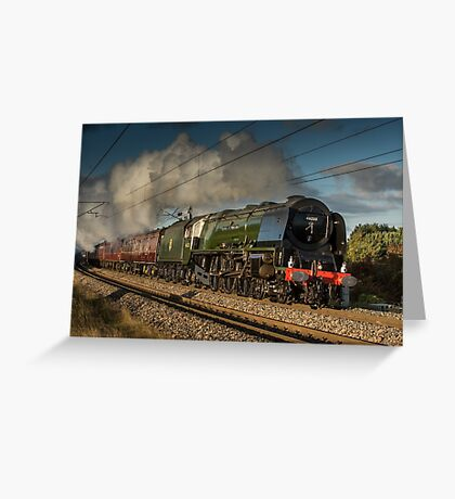 The Duchess of Sutherland Greeting Card