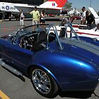 Shelby Cobra & Avro Arrow Canada by Geode