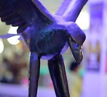 Ultra-Violet Vulture by Sea-Change