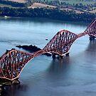 The Bridge by Charles  Staig