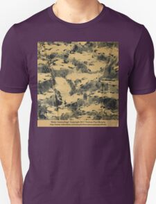 Water Camouflage  T-Shirt