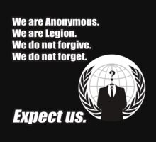 Anonymous by phreshdesigns
