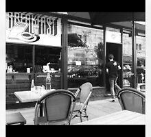 Cafe Scene by AAJ24