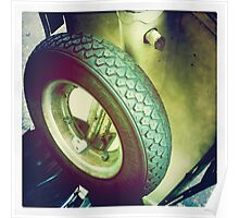 Spare Tyre Poster