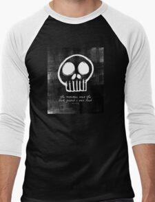Boris Karloff Men's Baseball ¾ T-Shirt