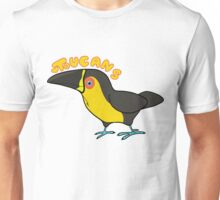 <3 Toucans Unisex T-Shirt