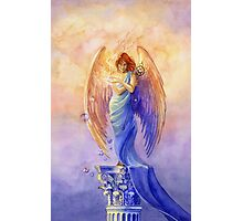 Angel of Truth and Illusion Photographic Print