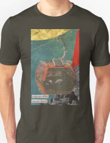 Visitors With Street-Food Unisex T-Shirt