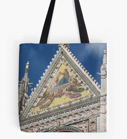 Siena Cathedral Tote Bag