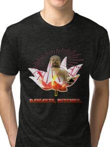 Namaste, Bitches! Tri-blend T-Shirt