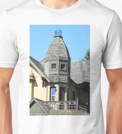 Windows in a Turret Unisex T-Shirt