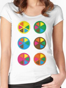 Trivial Pursuit Women's Fitted Scoop T-Shirt
