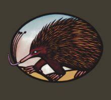 Australian Echidna by Kim  Lynch