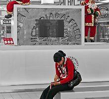 SMS to Santa by awefaul