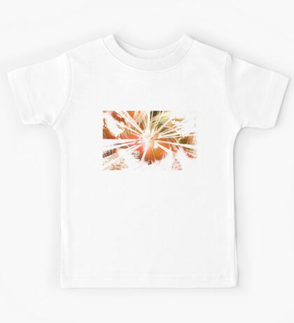 Lotus Buddha (v.Warm) Kids Tee