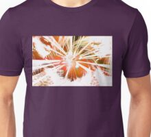 Lotus Buddha (v.Warm) Unisex T-Shirt