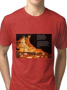Rumi quote Tri-blend T-Shirt